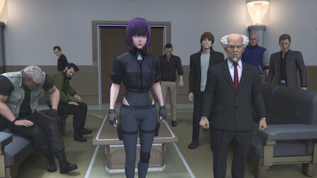 Watch ASSEMBLE - What Came About as a Result of Togusa's Death. Episode 8 of Season 1.