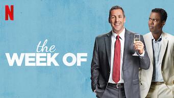 The Week Of