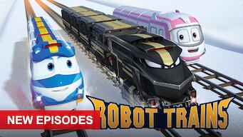 Robot Trains: Season 2